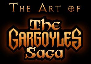 The Art of The Gargoyles Saga
